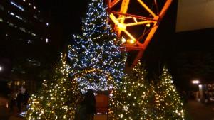 「オレンジ・イルミネーション」と「クリスマス・ライトダウンストーリー」10