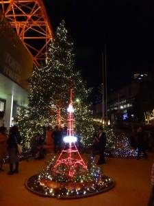 「オレンジ・イルミネーション」と「クリスマス・ライトダウンストーリー」7