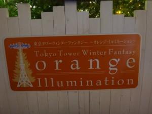 「オレンジ・イルミネーション」と「クリスマス・ライトダウンストーリー」2