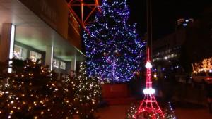 「オレンジ・イルミネーション」と「クリスマス・ライトダウンストーリー」12