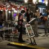 日本テレビ前で見かけた音楽イベント