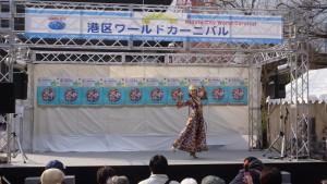 「港区ワールドカーニバル in 増上寺」15