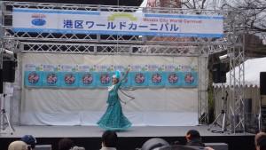 「港区ワールドカーニバル in 増上寺」2
