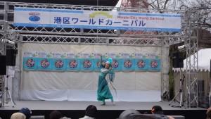 「港区ワールドカーニバル in 増上寺」3
