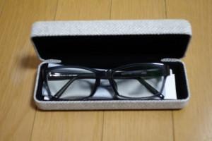 ブルーライト用メガネを買いました。4