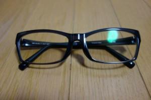 ブルーライト用メガネを買いました。1