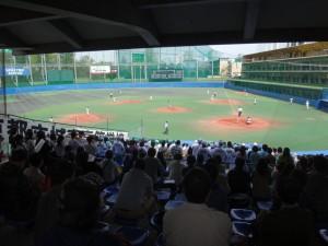 春季東京都高等学校野球大会「都立城東vs創価」3
