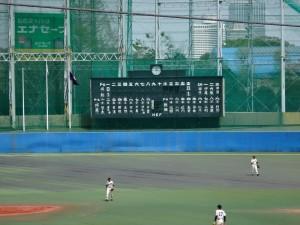 春季東京都高等学校野球大会「都立城東vs創価」4