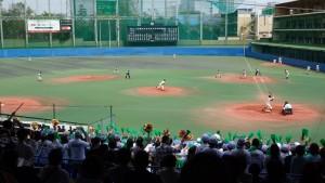 春季東京都高等学校野球大会「都立城東vs創価」6