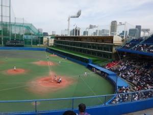 春季東京都高等学校野球大会「都立城東vs創価」8