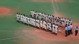 春季東京都高等学校野球大会「都立城東vs創価」10