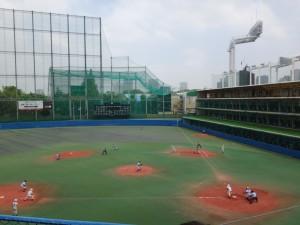 2016東京都高校野球大会「二松學舎大附 VS 東海大菅生」3