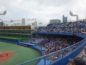 2016東京都高校野球大会「二松學舎大附 VS 東海大菅生」4