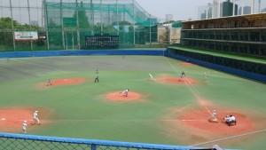 2016東京都高校野球大会「二松學舎大附 VS 東海大菅生」5