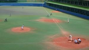 2016東京都高校野球大会「二松學舎大附 VS 東海大菅生」6