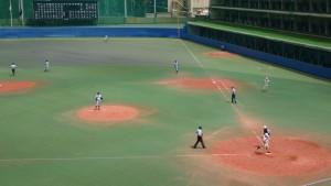 2016東京都高校野球大会「二松學舎大附 VS 東海大菅生」7