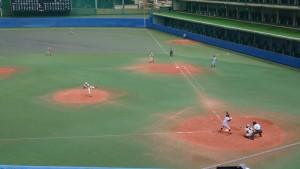 2016東京都高校野球大会「二松學舎大附 VS 東海大菅生」8