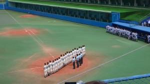 2016東京都高校野球大会「二松學舎大附 VS 東海大菅生」11
