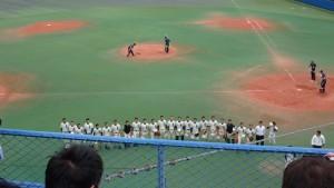 2016東京都高校野球大会「二松學舎大附 VS 東海大菅生」12