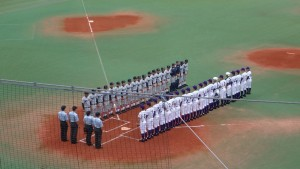 2016東京都高校野球大会「東亜学園 VS 関東一」6