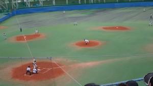 2016東京都高校野球大会「東亜学園 VS 関東一」7