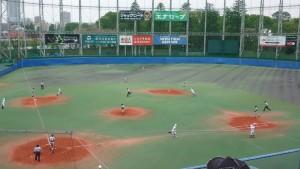 2016東京都高校野球大会「東亜学園 VS 関東一」8