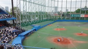 2016東京都高校野球大会「東亜学園 VS 関東一」10