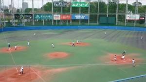 2016東京都高校野球大会「東亜学園 VS 関東一」11