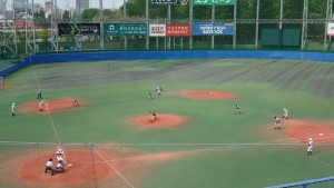 2016東京都高校野球大会「東亜学園 VS 関東一」12