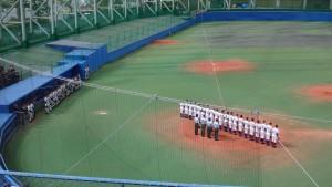 2016東京都高校野球大会「東亜学園 VS 関東一」2