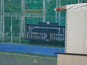2016東京都高校野球大会・決勝「二松學舎大附 VS 関東一」4