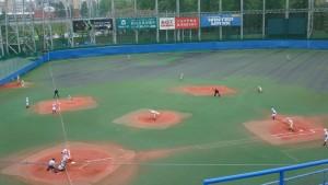 2016東京都高校野球大会・決勝「二松學舎大附 VS 関東一」5