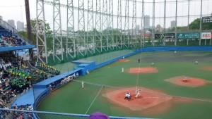 2016東京都高校野球大会・決勝「二松學舎大附 VS 関東一」7
