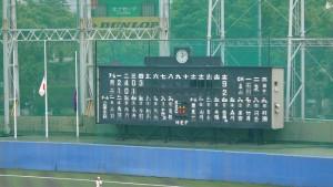 2016東京都高校野球大会・決勝「二松學舎大附 VS 関東一」9