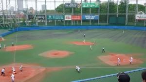 2016東京都高校野球大会・決勝「二松學舎大附 VS 関東一」11