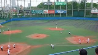 序盤の関東一勢い、二松學舎大附の反撃も楽しめた、2016東京都高校野球大会・決勝「二松學舎大附 VS 関東一」