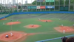 2016東京都高校野球大会・決勝「二松學舎大附 VS 関東一」12