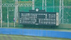 2016東京都高校野球大会・決勝「二松學舎大附 VS 関東一」14