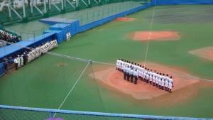 2016東京都高校野球大会・決勝「二松學舎大附 VS 関東一」15
