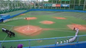 2016東京都高校野球大会「閉会式」を見てきました。2