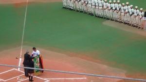 2016東京都高校野球大会「閉会式」を見てきました。4