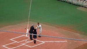 2016東京都高校野球大会「閉会式」を見てきました。5