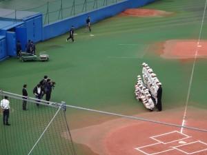 2016東京都高校野球大会「閉会式」を見てきました。1