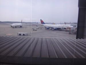 成田空港第一旅客ターミナルに行ってきました。22