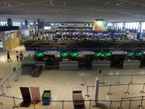成田空港第一旅客ターミナルに行ってきました。24