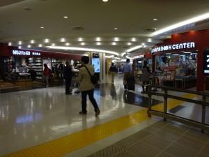 成田空港第一旅客ターミナルに行ってきました。25