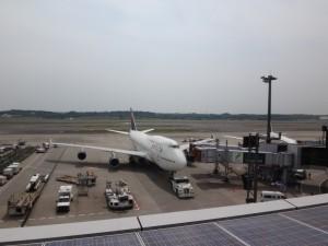 成田空港第一旅客ターミナルに行ってきました。1