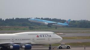 成田空港第一旅客ターミナルに行ってきました。3