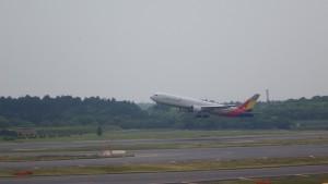 成田空港第一旅客ターミナルに行ってきました。5