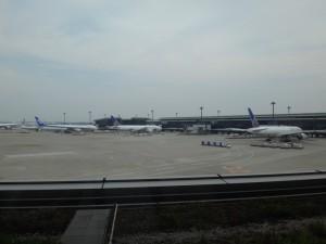 成田空港第一旅客ターミナルに行ってきました。9